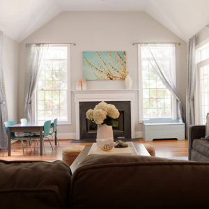 5 Tips for a Family-Friendly Family Room